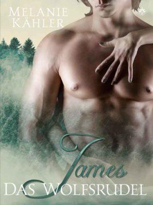 Das Wolfsrudel: James, Frontcover