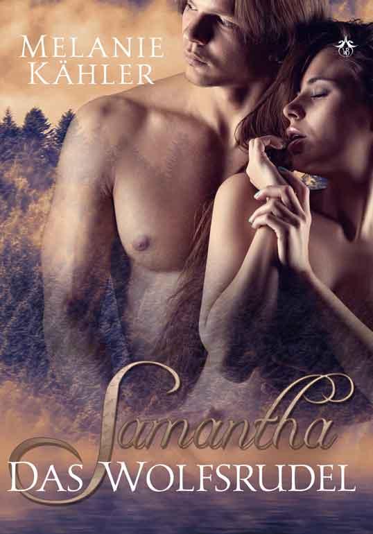 Das Wolfsrudel: Band 2 Samantha, Frontcover